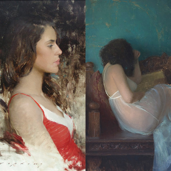 Featured Artist Jeremy Lipking Patrick Lawrence S Art